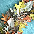 Summer's End Autumn Wreath