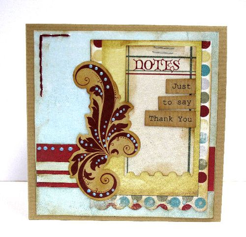 Lisa Saunders - World Card Making Day.- 4