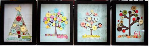Seasonal Trees 1