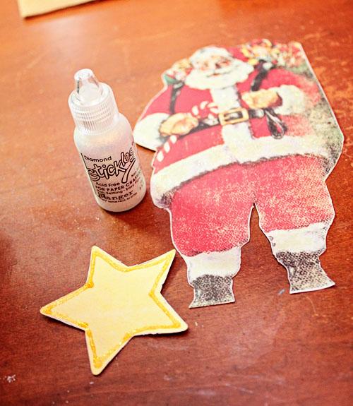 3 Glitter Glue