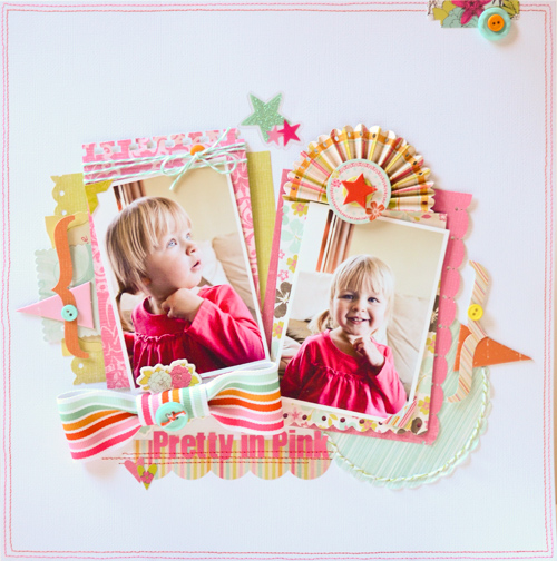 Jess Mutty - Pretty in Pink