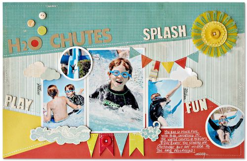Kim Watson+H2O Chutes+FP