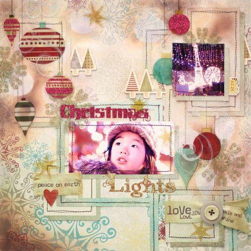 YukaHino_Christmas Lights