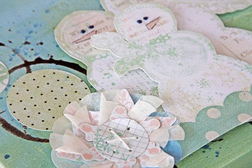 PamelaY_Snowman-Canvas-close-up