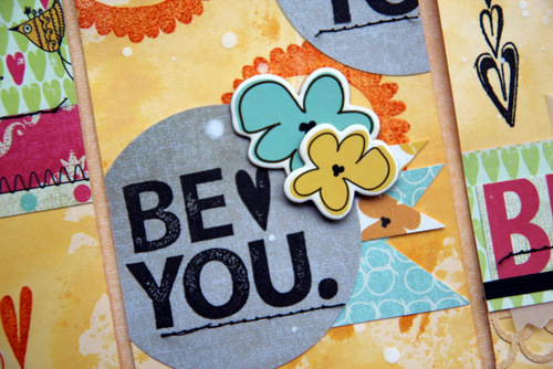 Piradee Talvanna - Be You Stamp Tags4