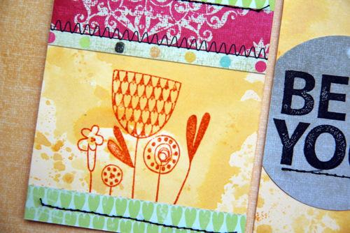 Piradee Talvanna - Be You Stamp Tags5