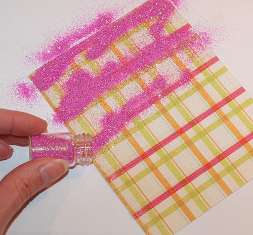 Glitter-Paper-step2