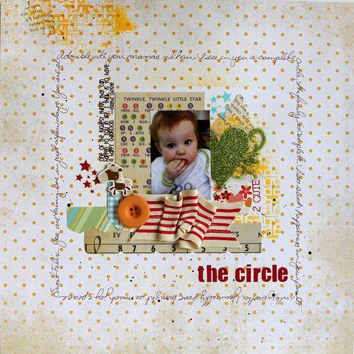 Ronda Palazzari FP the circle