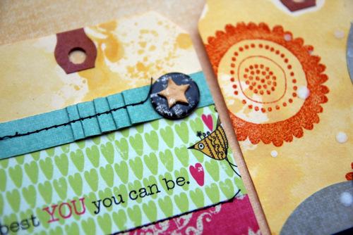 Piradee Talvanna - Be You Stamp Tags6