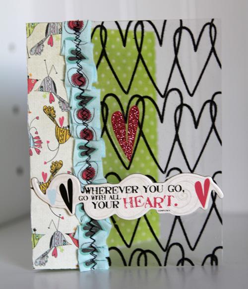 Ronda Palazzari FP Heart Card