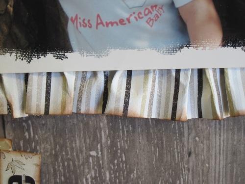Me&You close up paper ruffle
