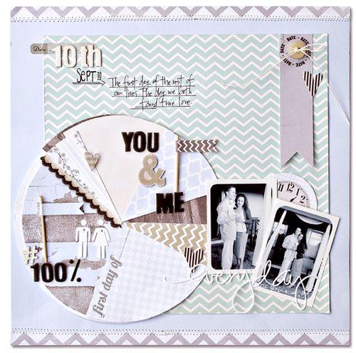 Kim Watson+You & Me+FP