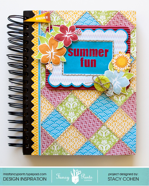 Brag Book Summer Fun Stacy Cohen COVER