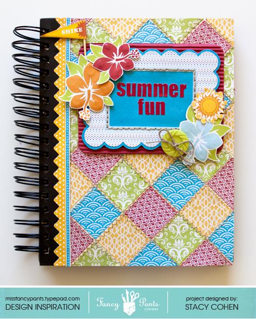 Brag Book Summer Fun Stacy Cohen COVER