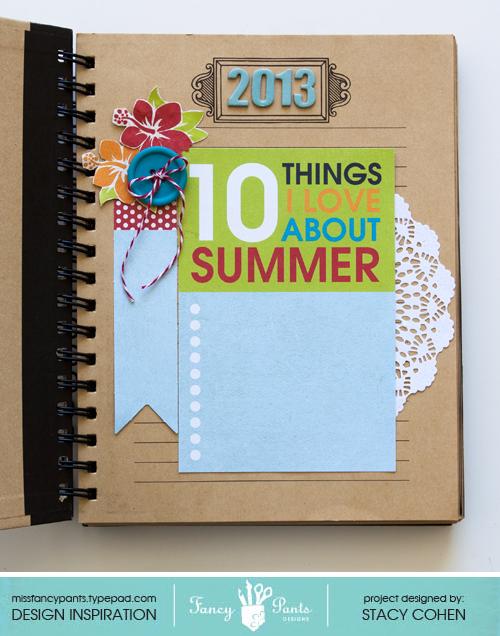 Brag Book Summer Fun Stacy Cohen INSIDE