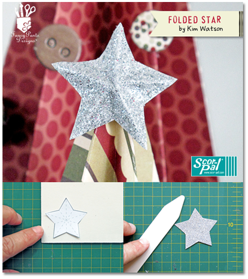 Kim Watson+Folded Star tutorial