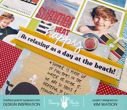Kim Watson+All about Summer+cls#1