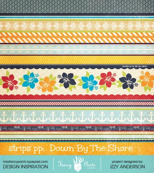 2 FP strips border paper TEXT