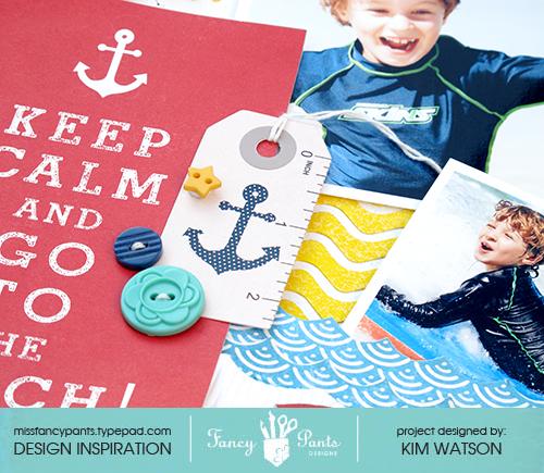 Kim Watson+ Stay Calm+FPblog#cls2