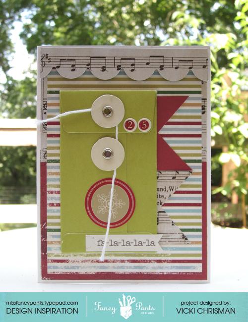 Vicki Christmas card