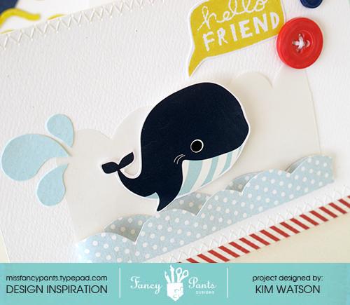 Kim watson+Hi Friend+cls#1