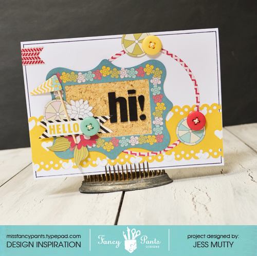 Hello-Hi-Card