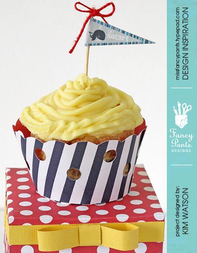 Kim Watson+Cupcake wrapper+FP