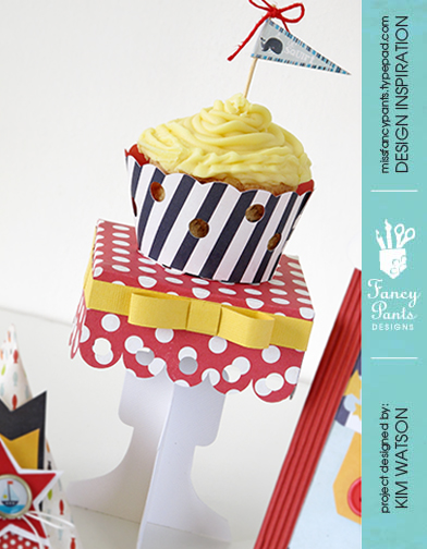 Kim Watson+Cupcake Stand+FP