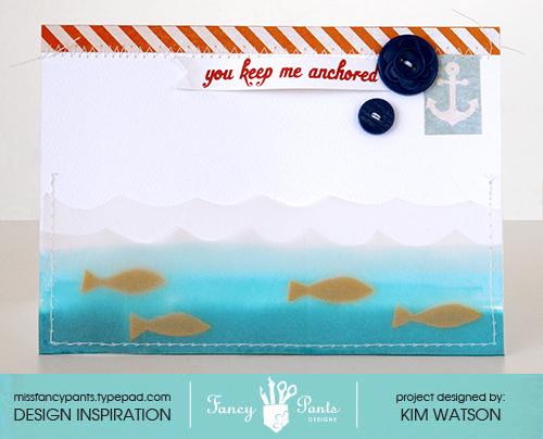 Kim Watson+Keep me Anchored