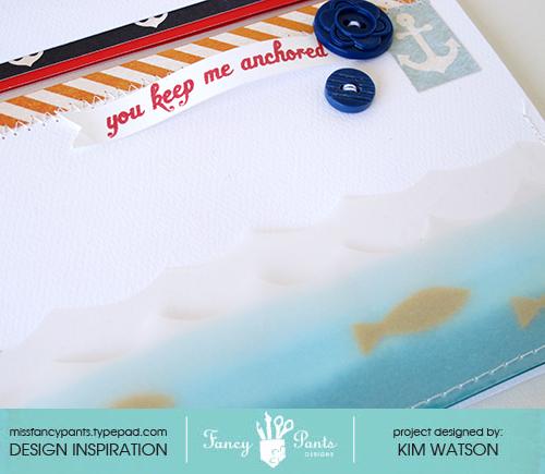 Kim Watson+Keep me Anchored+cls#1