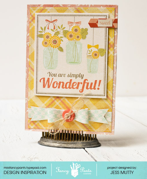 Simply Wonderful Card_Fancy Pants_Jess Mutty