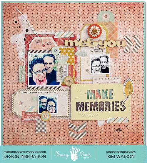 Kim Watson+Make Memories+FP