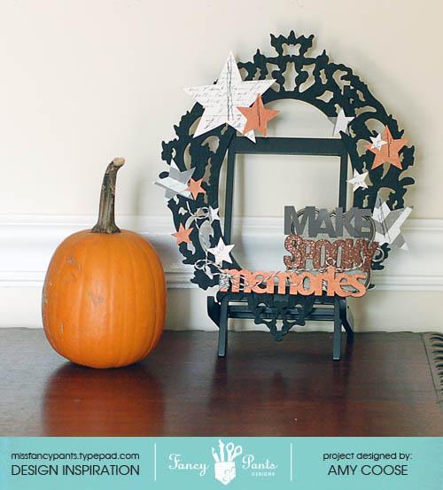 Spooky frame 1