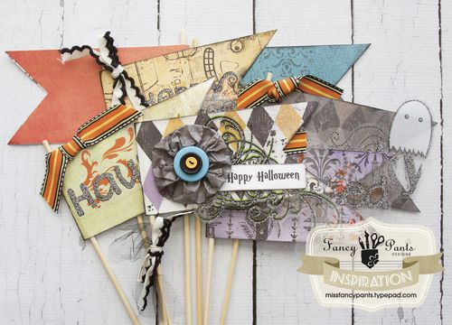 HalloweenPennants