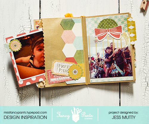 Happy Days Mini Page2_Jess Mutty_Fancy Pants Designs