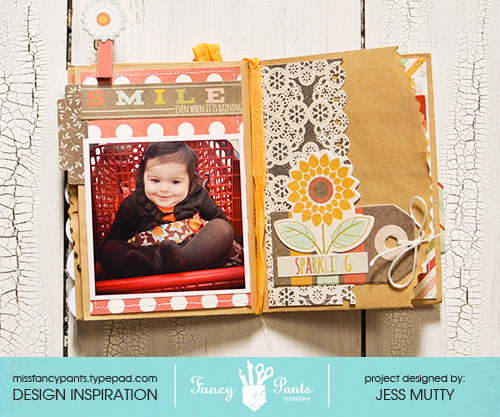Happy Days Mini Page3_Jess Mutty_Fancy Pants Designs