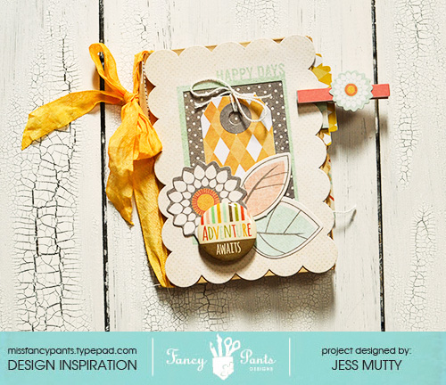 Happy Days Mini Cover_Jess Mutty_Fancy Pants Designs
