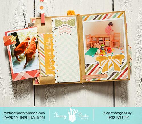 Happy Days Mini Page4_Jess Mutty_Fancy Pants Designs