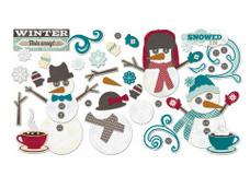 Snowman pieces