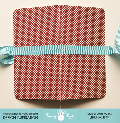 Winter Wonderland Mini ribbon_Jess Mutty_Fancy Pants Designs