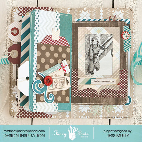 Winter Wonderland Mini Page4_Jess Mutty_Fancy Pants Designs