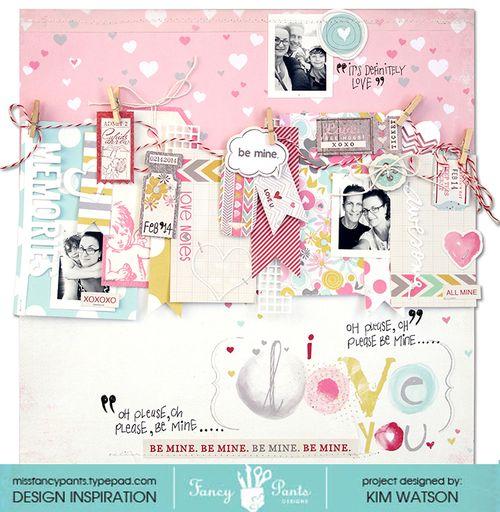 Kim Watson+I Love You+FP blog