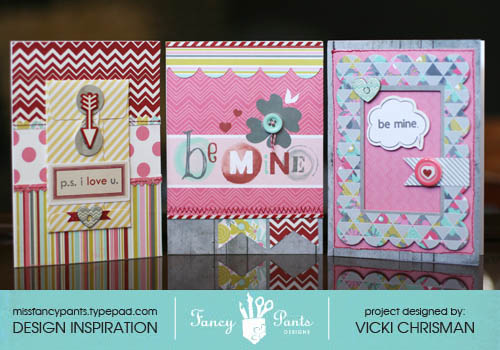 Vicki FP cards set 1