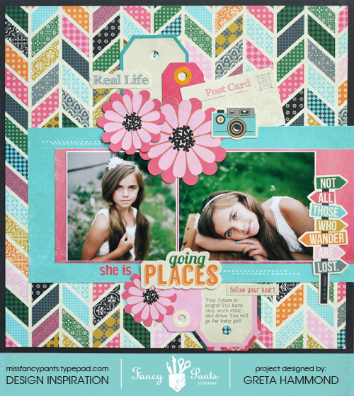 Going Places layout 1
