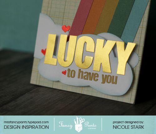 Lucky card cu