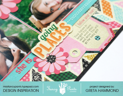 Going places layout 2