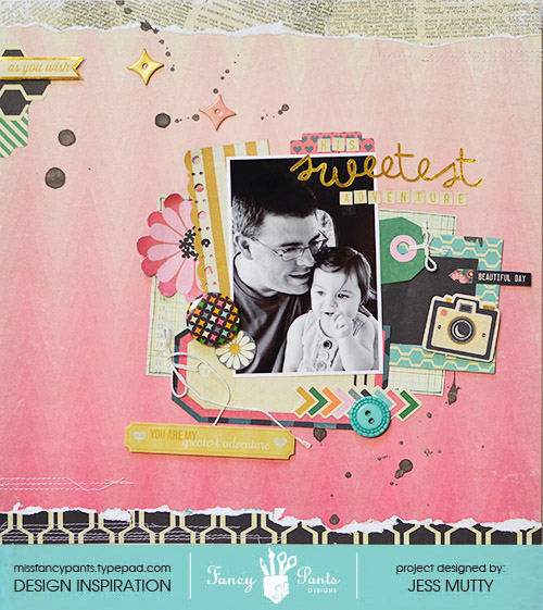 Sweetest Adventure_Jess Mutty_Fancy Pants Designs