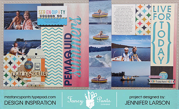 Pemaquid Summers by Jennifer Larson