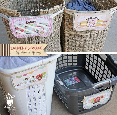 Laundry Signage