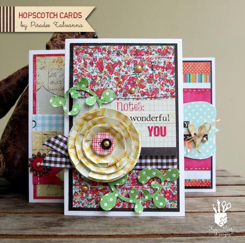 Hopscotch Cards